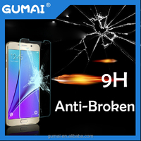 Boutique Recommended 0.26mm cell phone accessories Crystal Glossy tempered glass screen protector for Samsung S5