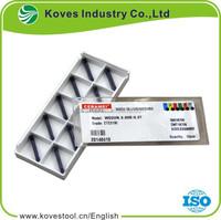 original KOVES mold diamond Used carbide insert WD22N.3.00S-0.3T CTC2130