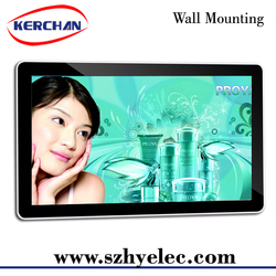 Best OEM 42inch touch screen easy to use and install pos advertising display