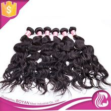 Pretty Natural Double Weft Model Model Hair Fashion
