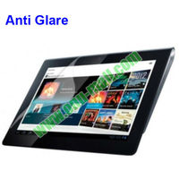Whloesale Anti-glare Screen Protector for Sony Xperia Tablet Z 10.1 inch (Mirror/ Clear Optional)