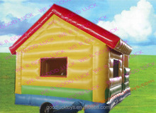 jumping castle/ 2014 fun and fashion inflatable combo 2011 newest professional inflatable dog /inflatable castle /inflat