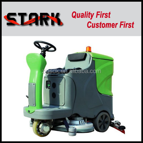 Industrial multi function concrete floor cleaning scrubber for Industrial concrete floor cleaning machines