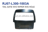 auto parts tail gate without wiper hole for MITSUBISHI L300