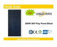 ODA280-36-P 36V 280W panel tenaga surya