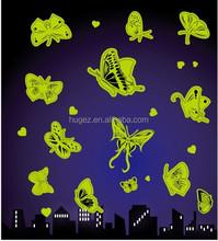 Kids Glow In The Dark Sticker Wall Stickers