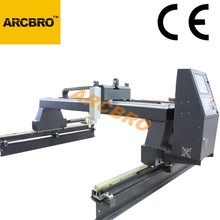 ArcBro X integrated steel mechanized plasma cutter