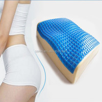 Hot weather wheelchair best gel ice hot cool gel seat cushion
