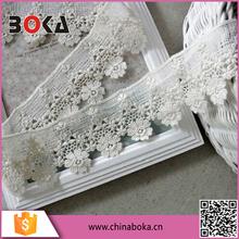 Maravillosa cinta de encaje de excelente calidad con precio bajo de China