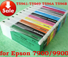 100% compatible para Epson Stylus Pro 7900 9900 cartuchos de tinta