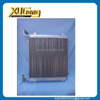 excavator hydraulic oil cooler for CAT320C