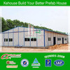 Hight quality professional manufacturer of prefab poultry house in Guangdong, China