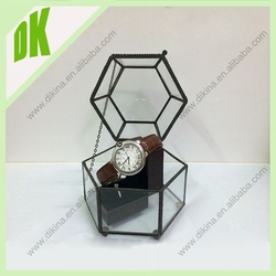 story for your plants, with your imagination,creat your own scene //wholesale clear glass diamond indoor plant terrarium