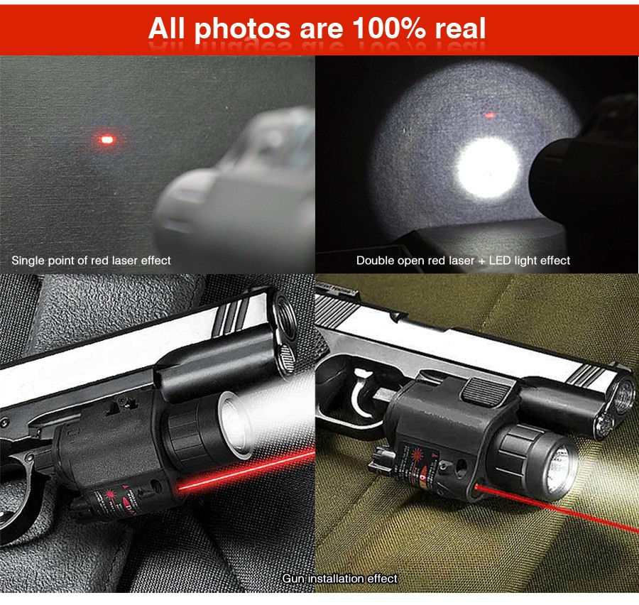 Лазер для охоты AliFamily LED & Dropshipping Laser Sight