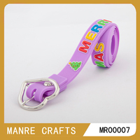 fashion child cartoon synthetic rubber silicon rubber band