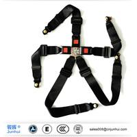 Go kart or racing car safety seat belt