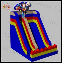 Modern design inflatable spiderman slide inflatable dry slide backyard party slide