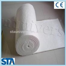128 Density (kg/m ) and alumina silicate insulation ceramic fiber blanket