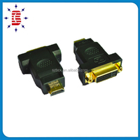 new style cable hdmi dvi24+1 male to HDMI 19 pins female and optical cable adaptor for wholesale