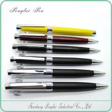 2015 Latest popular metal diy ballpoint pen