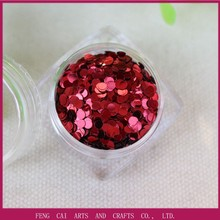 solvent resist high quality popular wholesale glitter powder B0304A
