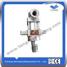 Two-way flow inner tube fixed of steam rotary joint,Nodular cast iron steam rotating union