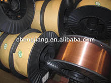 Best selling din 8559 mig welding wire co2 gas shielding