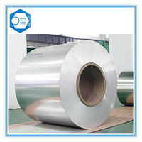 raw aluminum coil coated