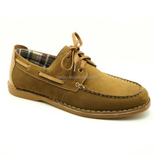 handmade comfortable men loafers and cheap wholesale china men loafer platform shoes made in china