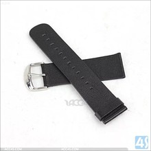 watchband for apple watch, Pre-Order Classical Elegant Buckle Real Leather Watchband Strap for Apple Watch Stainless Steel