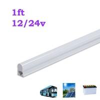 T5 2015 new products 1ft 4w 12v 24v led light led tube t5
