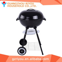 Guangzhou Riyou supply outdoor charcoal smokeless bbq grill,bbq pro charcoal grill,ceramic charcoal bbq grills