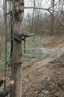 Strong hunting hot sale tree stand