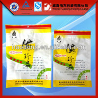 Japanese easy packing frozen food packaging product