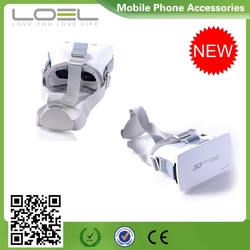 Universal High Quality Plastic 3D Glasses Virtual Reality, 3D VR Glasses for Mobile Phone