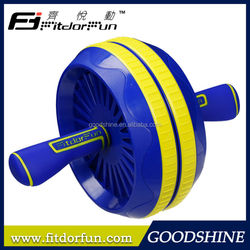 Feva Roller--2015 Hot Sale Original Exercise Equipment Adjustable Ab Roller Abdominal Exerciser Wheel