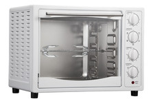 Household appliance 30L Electrical Ovens with convection and rotisserie function