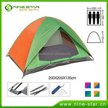 Professional OEM/ODM Factory Supply OEM Design six persons camping tent with good offer