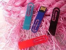 Mini Clip USB Flash Drive, 128MB-64GB capacity, OEM logos accepted