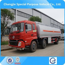dongfeng 6x2 23000L fuel tanker truck dimensions