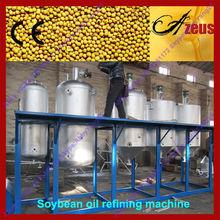 Advanced new desigh soybean oil refinery/soybean oil refining line