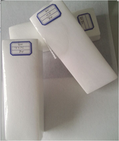 Nonwoven Depilatory Wax Paper Strips used for removing hair from body 90GSM