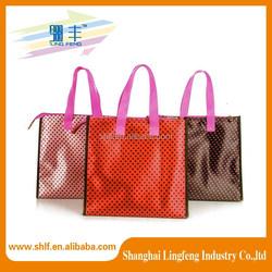 shanghai high quality foldable pp non woven bag