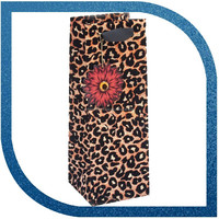 Elegant Shopping Paper Bag,Paper Bags Packing Wine