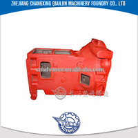 Cheap OEM Factory Made Diesel Engine Thermostat Housing cast foundry,die cast part,cast mould iron price