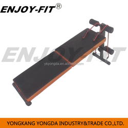hot sale commercial gym fitness equipment exercise sit up bench