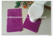 super soft bath mat, 2 pieces bath mat, microfiber bath mat