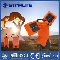 STARLITE newest 1800mAh supply oem portable CE approval hand design rechargeable camping lantern