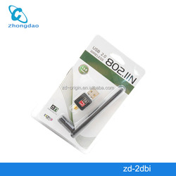 Factory price 802.11n Wireless 150Mbps RT7601 Chipset Wifi Adapter
