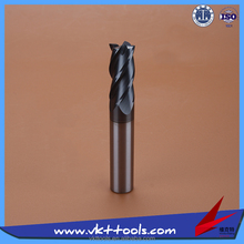 8*60 ------ HRC65 Square 4 Flutes Solid Carbide End Mill Cutter